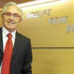 René Bertin et la course automobile
