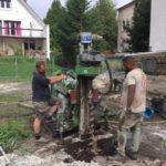 Jean-Yves Stoquer : la technique de l'injection des sols