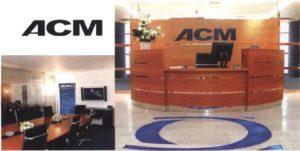 ACM's office