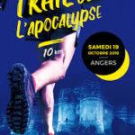 Un regard sur la première édition du Trail de l'Apocalypse d'Angers