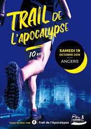 Trail apocalypse Angers