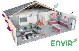 constructions écologiques-Envir