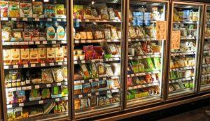 Unité froid supermarché