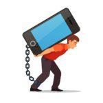Dépendance aux smartphones : signes et dangers