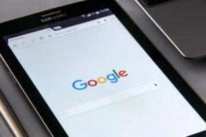 Accueil Google