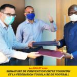 Togocom sponsorise le football togolais pour les 4 prochaines années