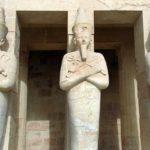Hatchepsout, troisième femme à devenir pharaon dans l'histoire de l'Égypte ancienne