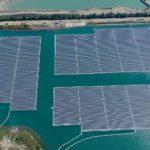 Panneaux solaires flottants : l'innovation au service des énergies renouvelables