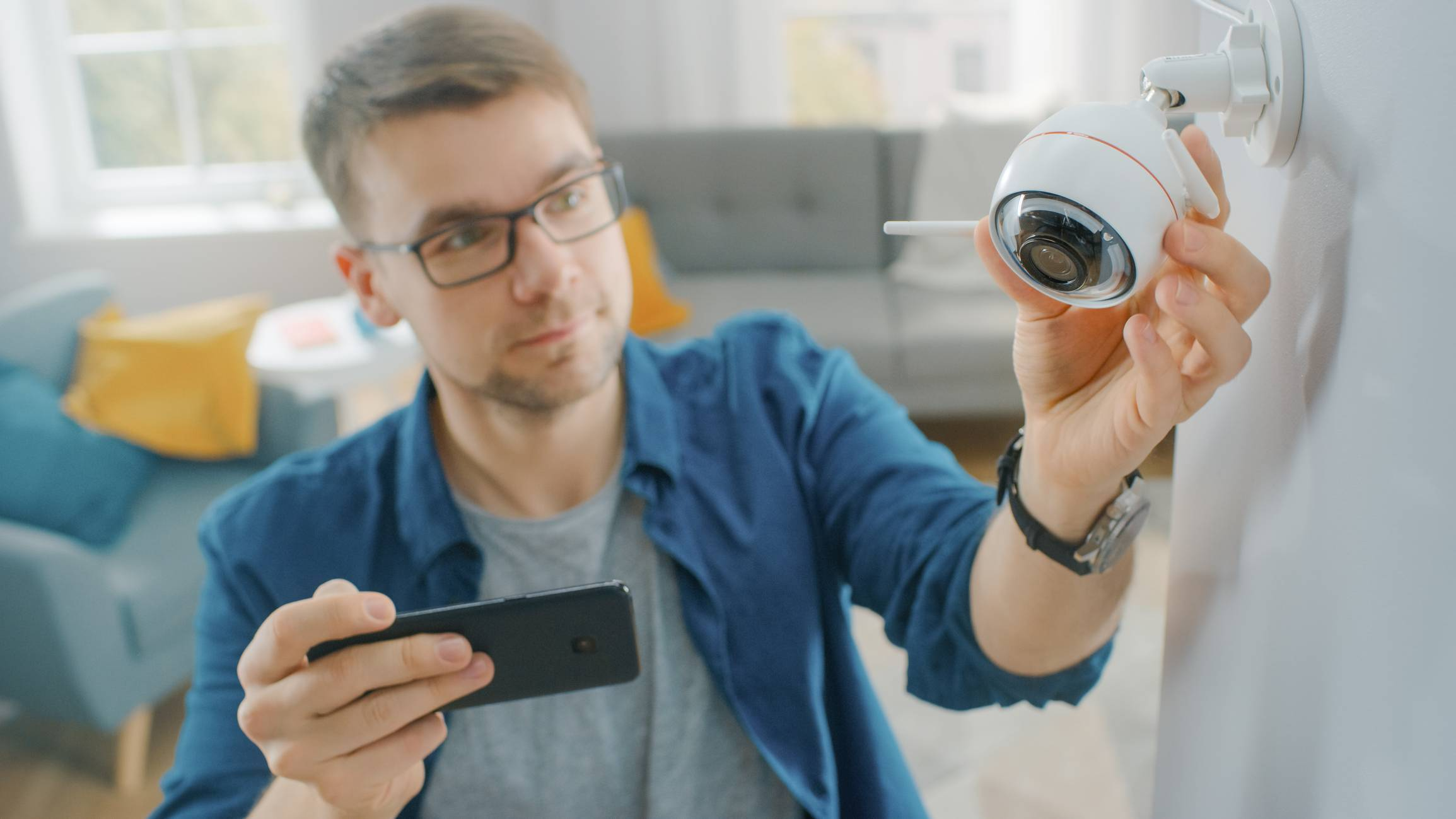 caméra videosurveillance