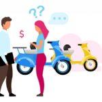 Vente de scooter : quelles démarches ?