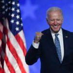 Joe Biden élu 46e président des Etats-Unis