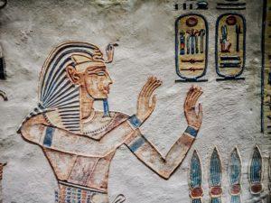 egypt pharaon-vallée des rois