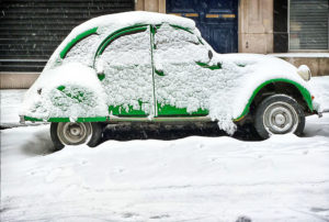 entretenir sa voiture d'occasion en hiver