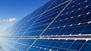 panneaux photovoltaïque