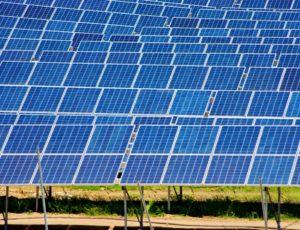 anciens panneaux solaires