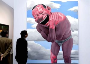 art contemporain asiatique