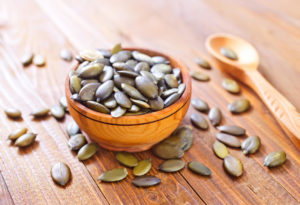 Les bienfaits de graines de courge pour la prostate