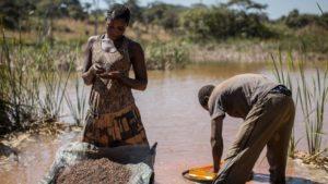 conditions de travail en Afrique