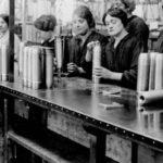 Le travail des femmes pendant la guerre de 14