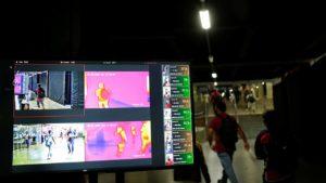 Caméras intelligentes et thermiques