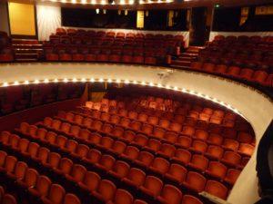 Le théâtre de la Michodière